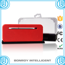 High Quality 2015 free download mp3 songs mini wireless dj bass bluetooth speaker with line in made in shenzhen Bonroy