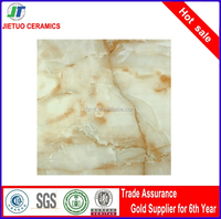 china exporter grade AAA full polished porcelain italian marble floor tile