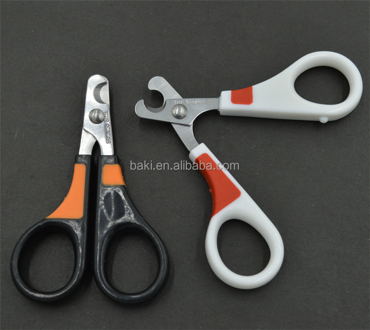 professional Pet grooming products dog cat nail scissors clippers for dog and cat