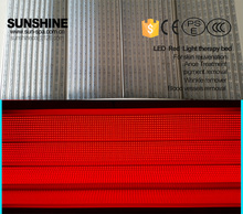 Hot sale!!!! Sunshine Professional led bed / infrared red light therapy led bed/Portable red light pdt led bed