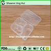 China factory high quality disposable plastic 3 compartment food tray
