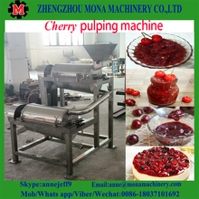 Hot sale grape pulp making machine,cherry pitter and pulping machine,fruit pulp extraction machine