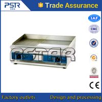 Factory Directly Supply Griddle Equipment For Restaurant
