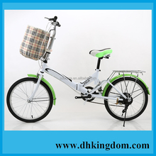 20 inch UK Folding bike 7 speed good quality