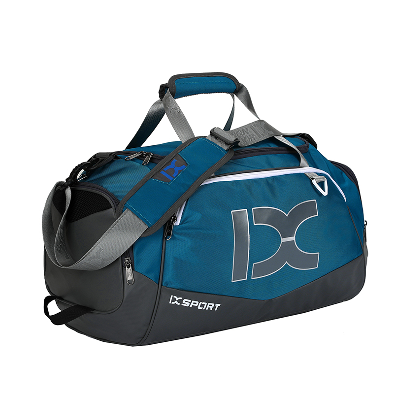 SANXDI Amazon Women and Men Travel Sports Gym Duffle Bag With Shoes Compartment