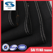 6868-5 Fashion jean material Black apparel stretch soft denim cotton woven fabric