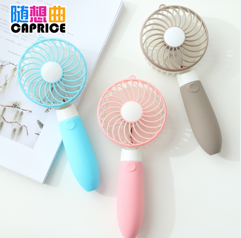 Colorful Mini Ceiling Fan , Fashion Mini Fan Toy for Kids , High Quality Mini Handheld Battery Operated Pocket Fan