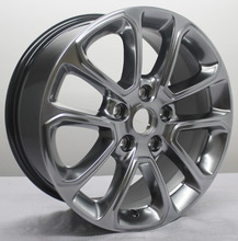 18inch SUV /Jeep Alloy wheel / Electroplating Silver car rims