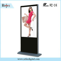 7,10,12,14,16 inch wall mounted goods shelf network lcd advertising player