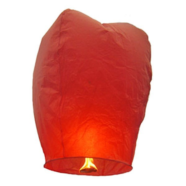 Wedding Favor Wish Lantern No Flame Sky Lanterns