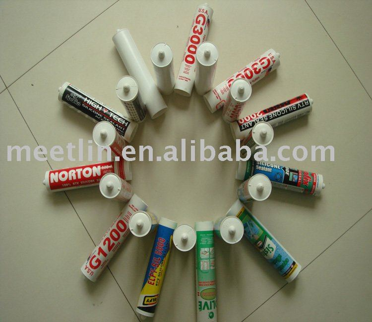 300ml one componet general purposes silicone sealant