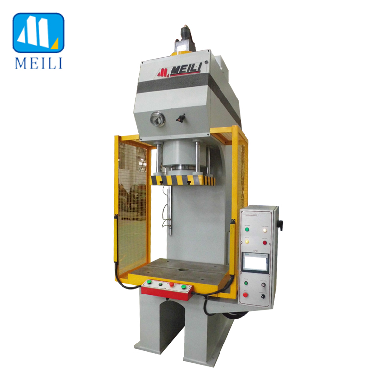 MEILI CE certificate approved Small plate CNC hydraulic hole Punching <strong>machine</strong> / sheet metal stamping hydraulic