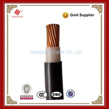 NO.3543- Low voltage 600/1000V XLPE Insulated PVC sheathed single core 50mm 70mm cable