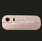 Para o iphone antena externa luxury rose gold diamante antena para iphone5s
