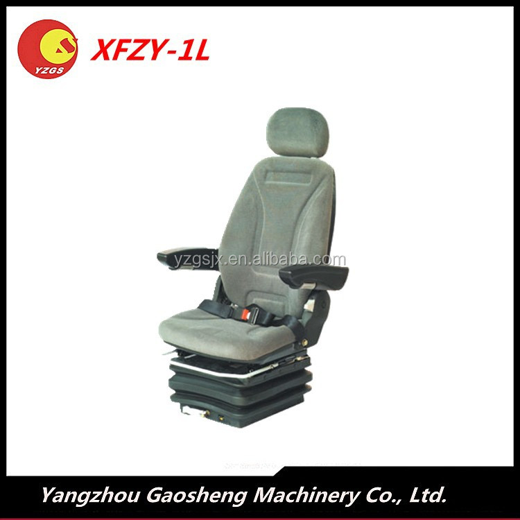 China Excellent Quality Excavator Seat With Suspension/XFZY-1L/Luxury Universal Excavator Driver Seat
