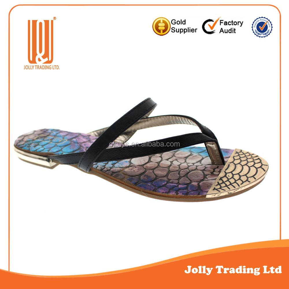 New style of beach lady sandal women healthy sandals