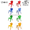 Cheap designed safety moulded plastic outdoor indoor school chair