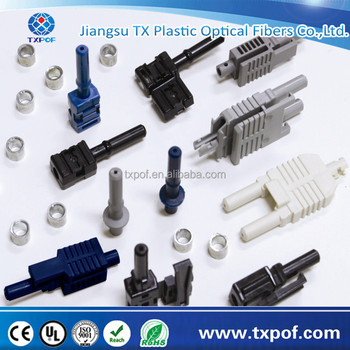 import original Avago connector,POF Avago Patch Cord,power cord connector types