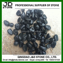 China cheap black pea gravel price
