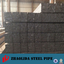 erw structure pipe ! square tube 20x20 mm steel weight chart black square welded carbon steel tube