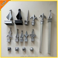 Ornamental Railing Accessories, Metal Fence Parts