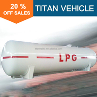 Widely used lpg gas storage transport tank lpg gas tank with low price