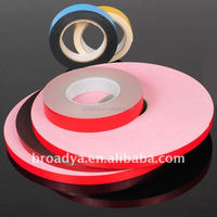 waterproof PE foam double sided upholstery tape