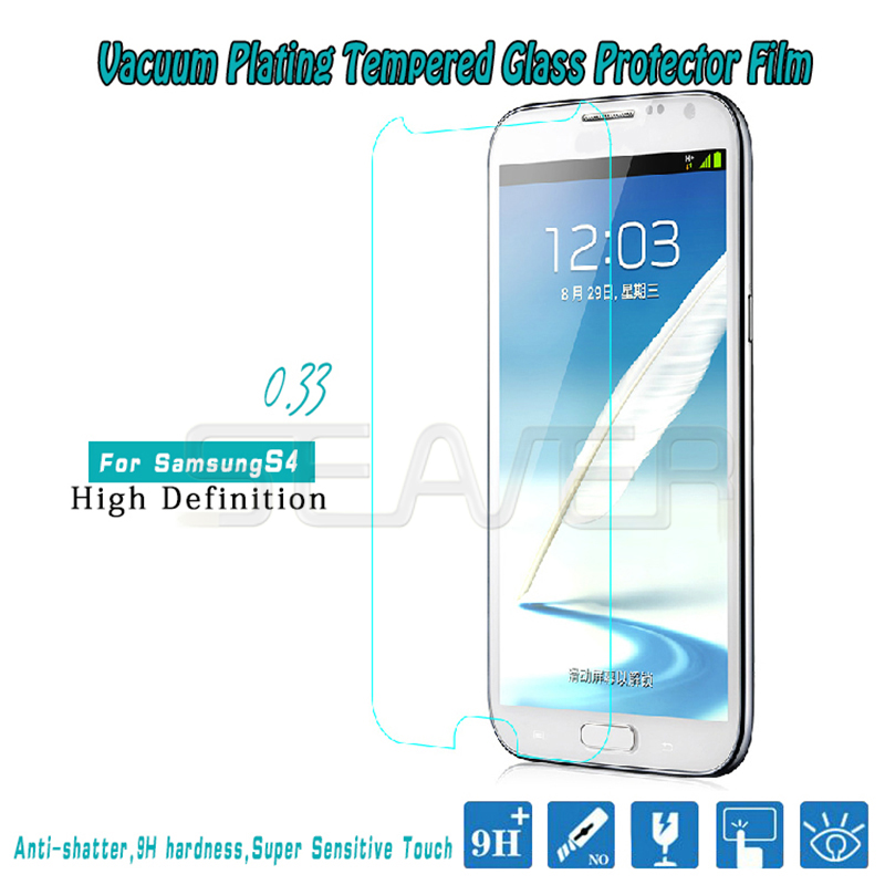 Glass 0.3mm Premium Explosion Proof Tempered Glass Film Screen Protector For Samsung Galaxy Note 2 Ii N7100