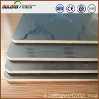 Poplar Main Material and First-Class Grade Film faced plywood