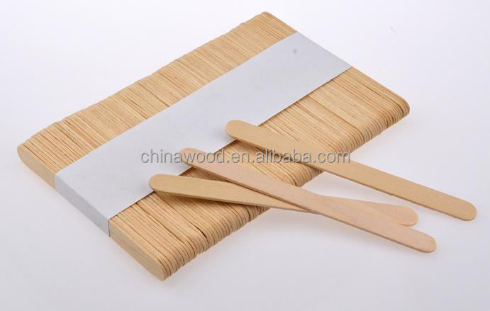 high quality wooden coffee stirrers with SGS /FSC certification