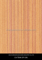 0.5mm 1mm thickness teak wood veneer sheets for decorative interior furniture floor doors/veneer supplier in jakarta