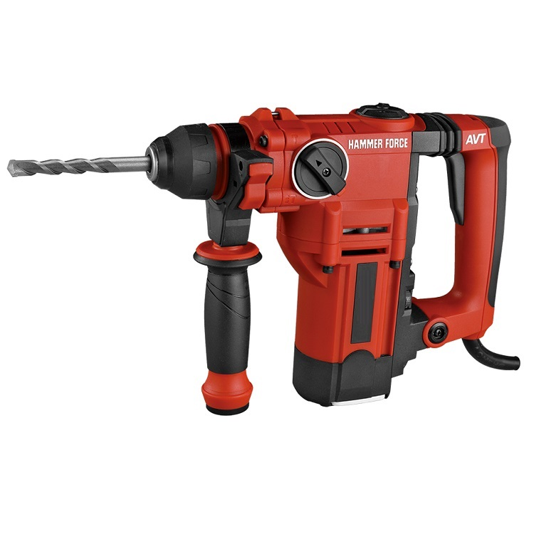 850W 26/28mm 0-1500RPM Demolition Hammer China Mini Rotary Hammer Drill Electric Jack Hammer