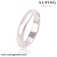 10762 Xuping Fashion Ring High Quality o-ring Jewelry ,jewellery blanks,white gold rings without stones