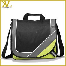 Quanzhou factory School Student briefcase shoulder messenger bag, polyester bag