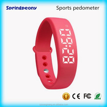 Smart Sports Wrist Band Bracelet with Bluetooth Fitness Activity Tracker Smartband Pedometer for Android &IOS