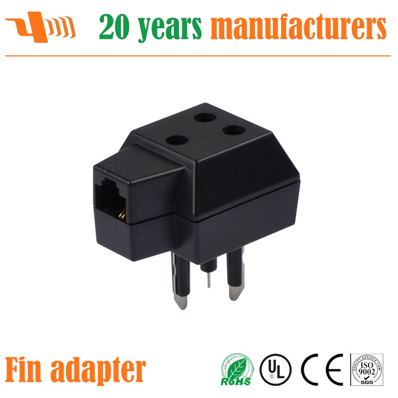 RJ11 Telephone Adapter for Finland