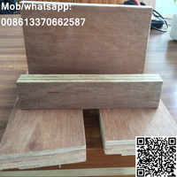 Truck Floor Board/28mm Apitong Hardwood Plywood