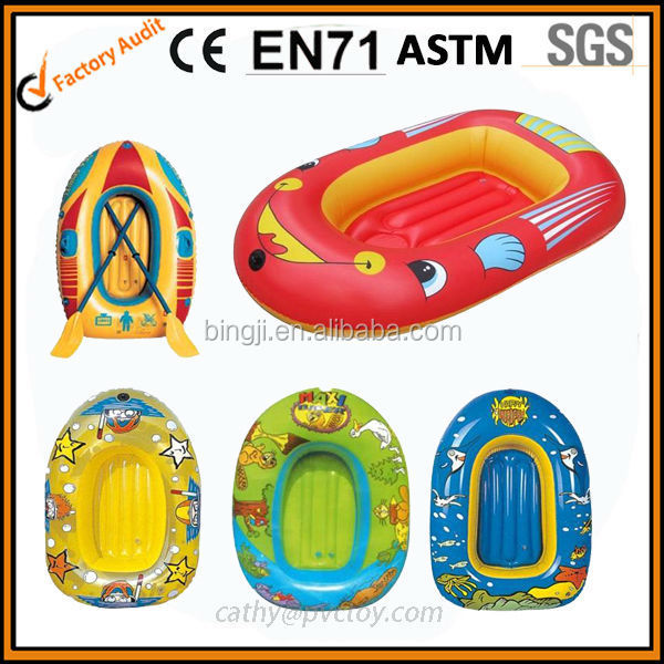 mini inflatable boat