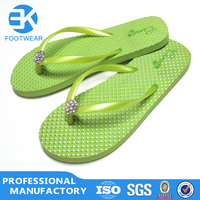 cream sandals slipper machine to make slipper with custom logo