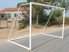 Professional Delux All Aluminum Soccer Goal/football goal (size:18ft*6.5ft)