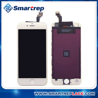 wholesale grade A and grade B high quality lcd with touch digitizer assembly for iphone 6, for iphone 6 replacement screen