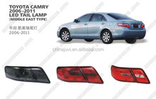 For AUTO TOYOTA CAMRY LED Rear /Tail LAMP,Car Accessaries parts,2006-2011 MODIFY LAMP/LIGHTS,angel eye,white
