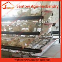 New Arrival 5-tier automatic cheap types of laying hens cage with agent in Uganda