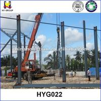 Steel Structure Fabrication and Erection