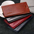 2016 new card slot magnetic lock rcd case manufacturer FLOVEME genuine leather wallet case for IPhone 6s 4.4inches