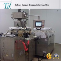 High Productivity Softgel Encapsulation Machinery With Adjustable Rotation Rate