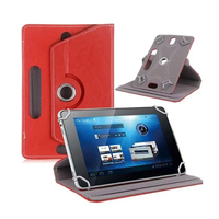 7/8/9/10 Inch Universal 360 Degree Rotation Stand Flip PU Protective Holster Case For iPad Skin Cover