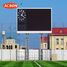 P10 Outdoor SMD LED Display Screen, Full Color Advertising LED Billboards Panel