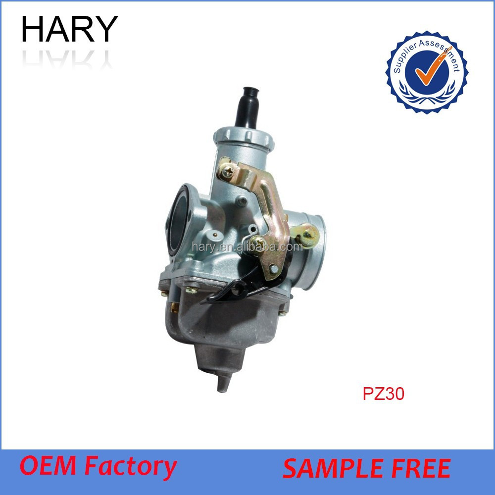 PZ30 motorcycle carburetor
