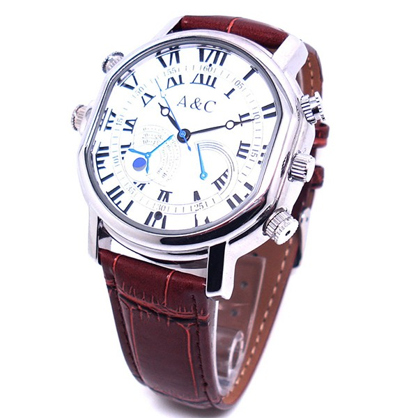 wrist Hidden HD 720P Waterproof Watch Camera